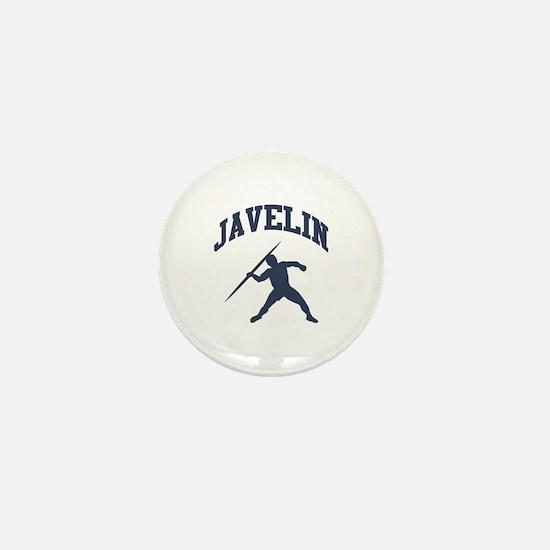 Javelin Thrower Mini Button