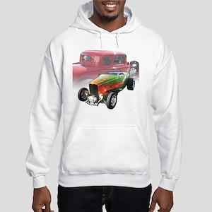 1932 Fords Hooded Sweatshirt