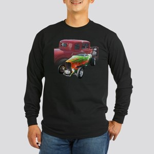 1932 Fords Long Sleeve Dark T-Shirt
