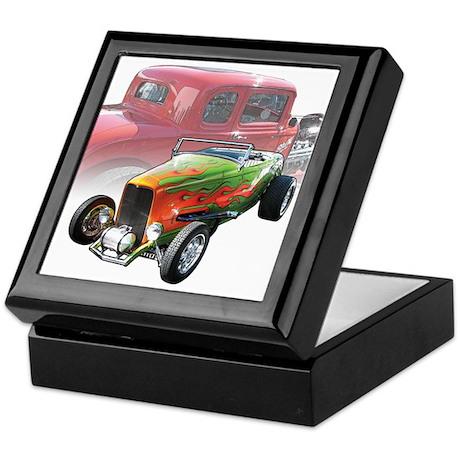 1932 Fords Keepsake Box