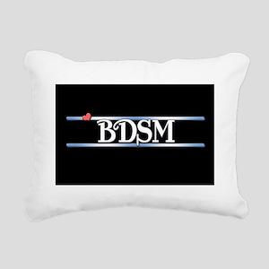 Bdsm Rectangular Canvas Pillow