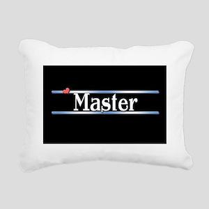 Master Rectangular Canvas Pillow