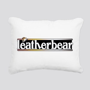 Leatherbear Bear Light 2 Rectangular Canvas Pi