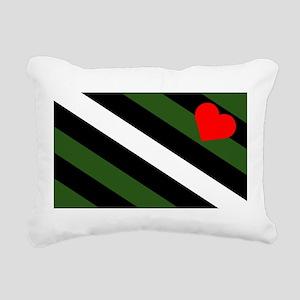 Boy Pride Rectangular Canvas Pillow