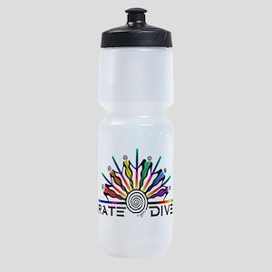 Celebrate Diversity Sports Bottle
