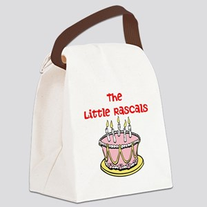The Little Rascals Canvas Lunch Bag