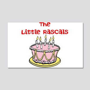 The Little Rascals Wall Decal