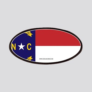 North Carolina Flag, NC State Flag Patches