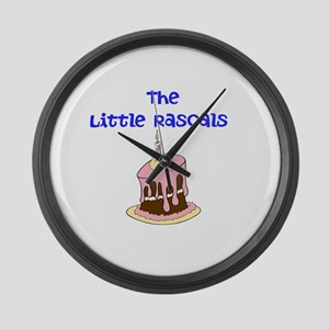 The Little Rascals Large Wall Clock