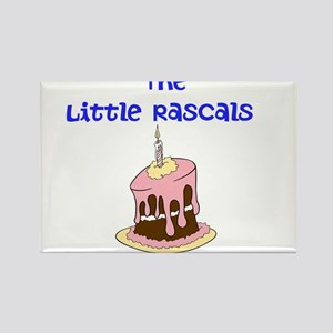 The Little Rascals Magnets