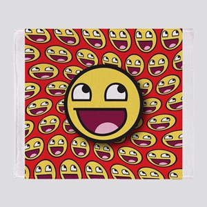 1CAFEPRESS awesome2 Throw Blanket