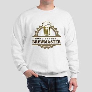 Brewmaster Home Beer Brewer Sweatshirt