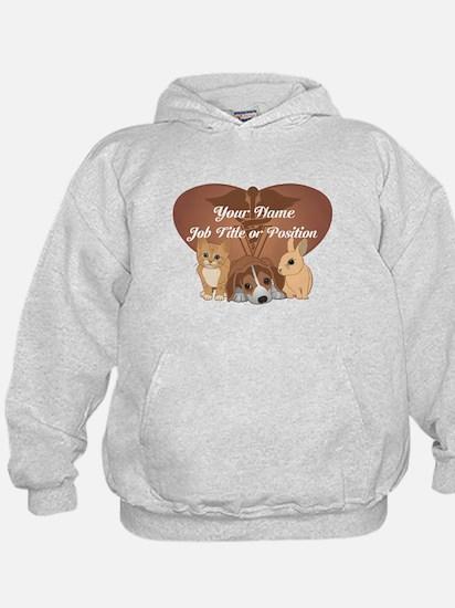 Personalized Veterinary Hoodie