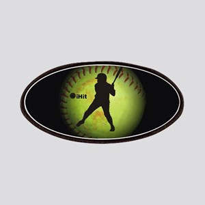 iHit Fastpitch Softball (left handed) Patches