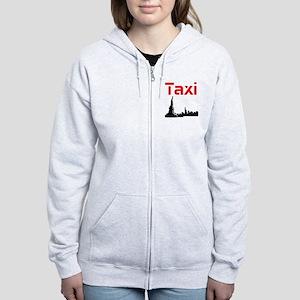 Taxi Zip Hoodie