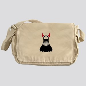 Badminton devil Messenger Bag