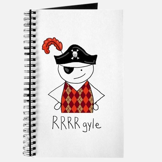 RRRR-gyle Pirate Journal