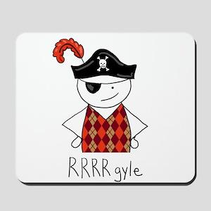 RRRR-gyle Pirate Mousepad