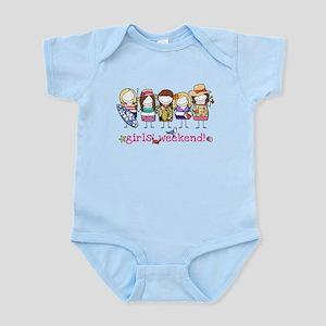 Girls' Weekend Infant Bodysuit