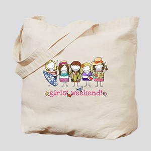 Girls' Weekend Tote Bag