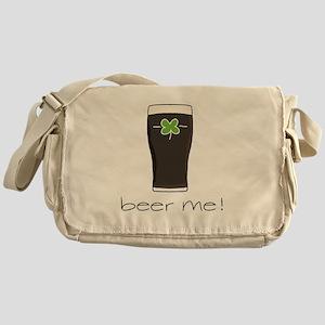Beer Me Messenger Bag