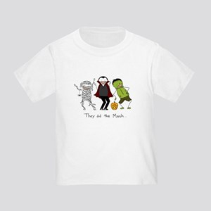Monster Mash - Halloween Toddler T-Shirt
