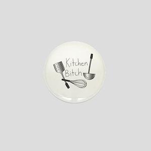 Kitchen Bitch Mini Button