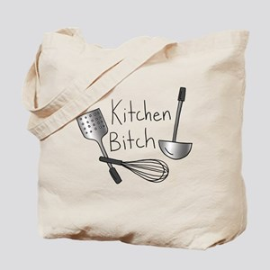 Kitchen Bitch Tote Bag