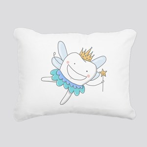 Tooth Fairy Rectangular Canvas Pillow