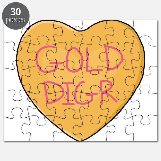 GOLD DIGR Puzzle
