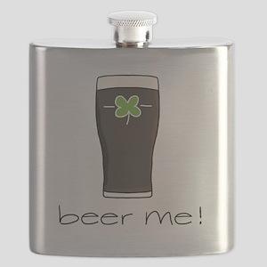 Beer Me Flask