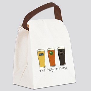 The Holy Trinity Canvas Lunch Bag