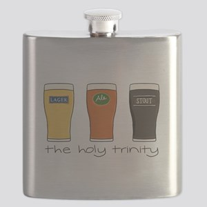 The Holy Trinity Flask