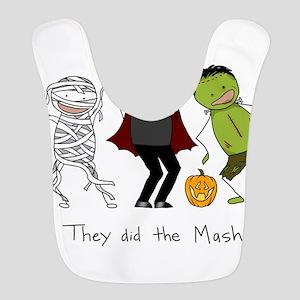 They did the Mash Bib