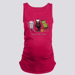 They did the Mash Maternity Tank Top