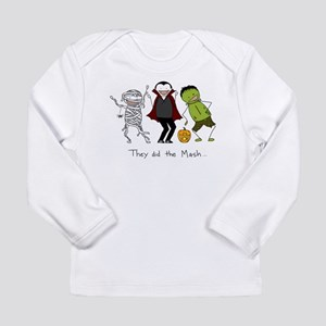 They did the Mash Long Sleeve Infant T-Shirt