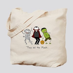 They did the Mash Tote Bag