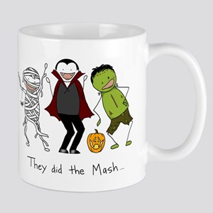 They did the Mash Mug