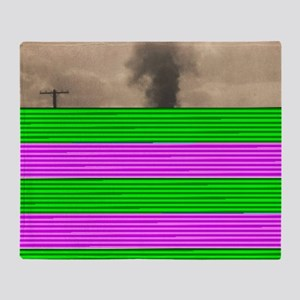 Alfred Stieglitz - The Hand of Man Throw Blanket
