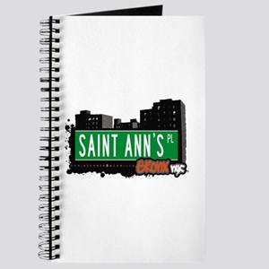 Saint Ann's Pl, Bronx, NYC Journal