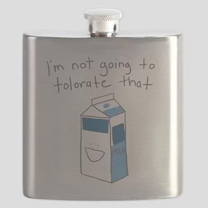 Lactose Intolerance Flask