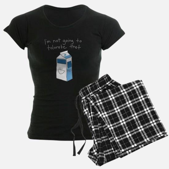 Lactose Intolerance Pajamas