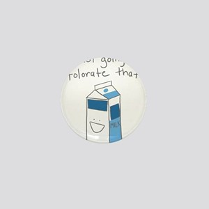 Lactose Intolerance Mini Button