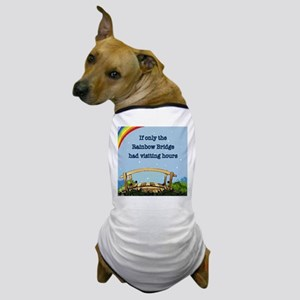 Rainbow Bridge Dog T-Shirt
