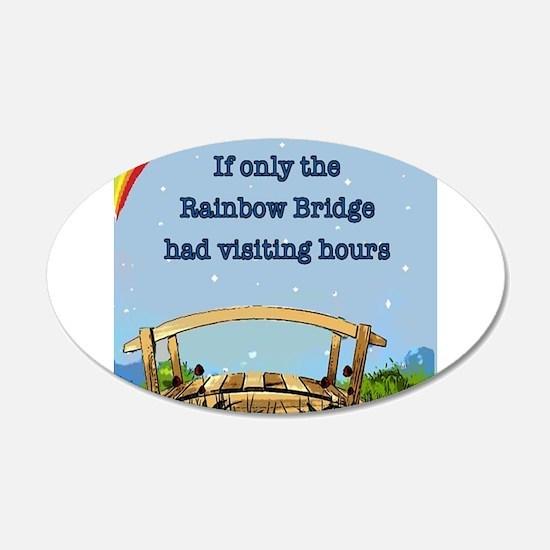 Rainbow Bridge Wall Decal