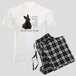 Scottie Dad Pajamas