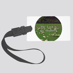 Lord is My Shepherd - Design 2 Luggage Tag