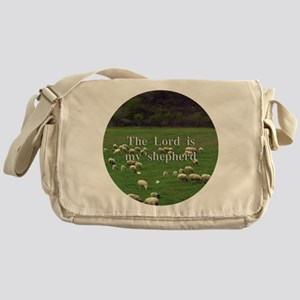 Lord is My Shepherd - Design 2 Messenger Bag
