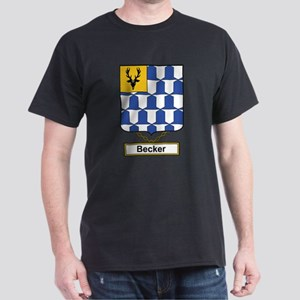 Becker Family Crest T-Shirt