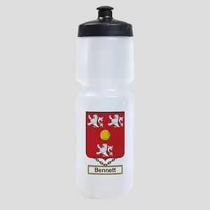 Bennett Family Crest Sports Bottle